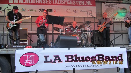 LA - Bluesband