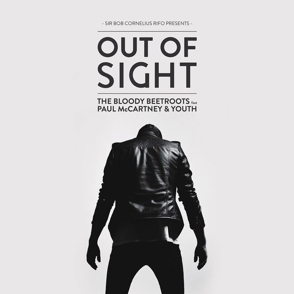The Bloody Beetroots - Out of Sight inlay